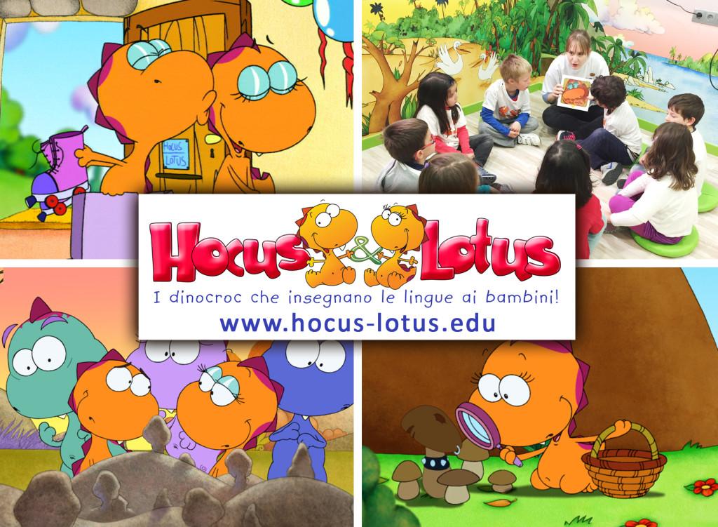 Hocus&Lotus corsi di inglese per bambini 5
